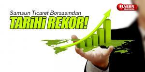 Türkiye sıralamasında Ticaret Borsasından yeni rekor