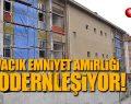 Ayvacık Emniyet Amirliği Hizmet Binası Modernleşiyor!
