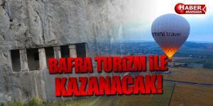 Bafra'da Turizm Atağı Halkın Yüzünü Güldürecek!