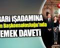 Batum Başkonsolosluğu'nda Galip Öztürk'e Yemek Tartışma Yarattı!