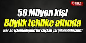 Türkiye'de Tam 50 Milyon Kişinin Kimlik Bilgileri Çalındı mı?