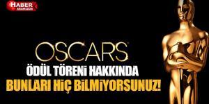 Oscar Ödül Töreni Hakkında Bunları Hiç Bilmiyorsunuz!