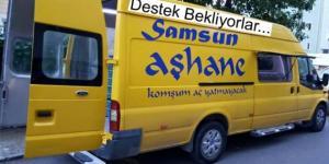 'Aşhane', Samsun'dan Destek Bekliyor
