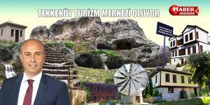 Tekkeköy Kurşunlu Şelalesi Turizme Kazandırılıyor!