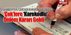 Karşılıksız Çıkan 'Çek'lere 'Karekodlu' önlem alınıyor!