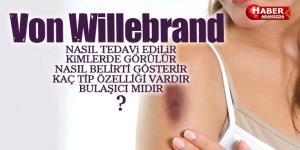 Von Willebrand Hastalığı Nedir? Nasıl Tedavi Edilir? Kaç Tiptir? Bulaşıcı mıdır?