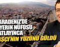 Karadeniz'in Nüfusu En Çok Artan İlçesi Atakum