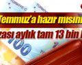 1 Temmuz'a hazır mısınız? Tehlikeli İşlerin Tamamında Cezası aylık 13 bin lira