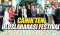 Canik'te 1. Uluslararası Türk Sanat Müziği Amatör Korolar Festivali Başladı