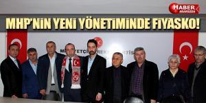 Samsun MHP'de İlk Toplantı Fiyasko Oldu!