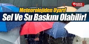 Aman Dikkat! Meteorolojiden Sel Ve Su Baskını Uyarısı! Samsun'da Hava Nasıl?