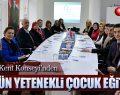 Canik Kent Konseyi'nden Kadınlara üstün yetenekli çocuklar eğitimi