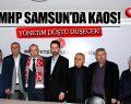 MHP Samsun'da Kaos Yaşanıyor! Yönetim Düştü Düşecek!