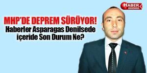 MHP Samsun İl Başkanlığı'ndaki Deprem Devam Ediyor!