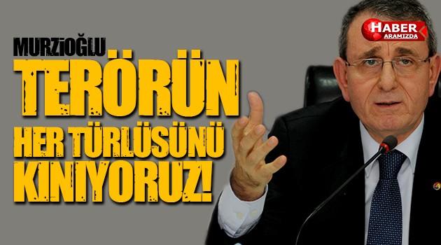 Samsun TSO Başkanı Murzioğlu Terör Saldırısını Kınadı