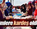 Atakum Anadolu İmam Hatip Lisesi Yetimlere Kardeş Oldu