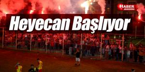 Samsun'da Sokak Futbolu Heyecanı Başlıyor