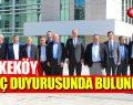 Tekkeköy'den Kılıçdaroğlu'na suç duyurusu