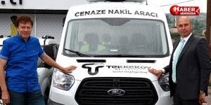 Tekkeköy Belediyesi filosuna yeni araç takviyesi
