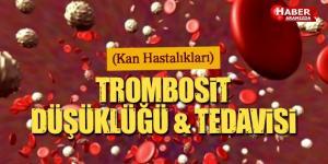 Trombosit Düşüklüğü Nedenleri ve Tedavisi