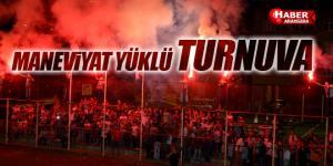 Samsun'da Şehitlere Saygı Futbol Turnuvası