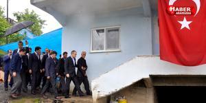 Bakan Kılıç'tan Ayvacık'ta Şehit Ailesine Ziyaret