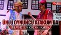 Ünlü Oyuncu Cengiz Küçükayvaz Samsunluları Güldürdü