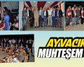 AK Parti İl Başkanlığı ve Ayvacık Belediyesi'nden Ortaklaşa Birliktelik İftarı