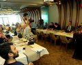 Başkan Genç gazetecilerle buluştu ' Biz Utanacak İş Yapmadık'