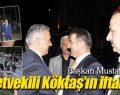 Mustafa Belur Milletvekili Fuat Köktaş'ın İftar Programına Katıldı