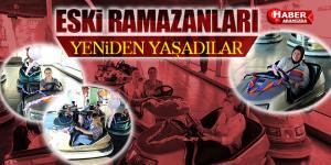 Canik Kent Konseyi Eski Ramazanları Hem Yaşadı Hem de Yaşattı!