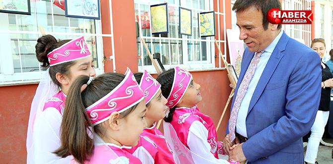 Başkan Genç'ten Canik'te çifte açılış