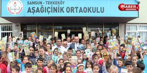 Başkan Togar öğrencilere verdiği sözü yerine getirdi