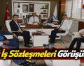 Tekkeköy Belediyesi Toplu İş Sözleşme görüşmelerine başladı