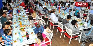 Samsun TSO Mültecileri iftarda buluşturdu