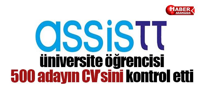 Üniversite öğrencilerine Türk Telekom iştiraki AssisTT'ten kariyer rehberliği
