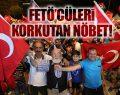 Demokrasi Nöbetleri FETÖ'cüleri korkutuyor