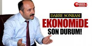 Erhan Usta Darbe Girişimi Sonrası TV Kanallarında Ekonomiyi Değerlendirdi