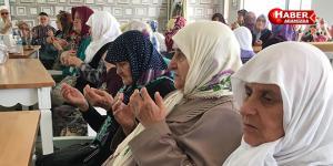 Huzurevi Yaşlıları Demokrasi Şehitleri için mevlit okutuldu