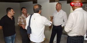 Tekkeköy Belediyesi sosyal tesislerinin sayısını arttırıyor