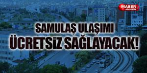 PAZARTESİ SABAHINA KADAR ULAŞIM BEDAVA