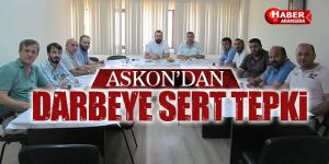 Anadolu Aslanları İşadamları ASKON'dan Darbeye Sert Tepki