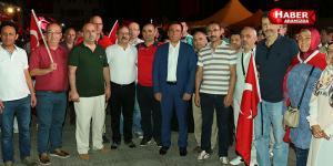 Milletimiz Türkiye'nin bileğini büktürmez