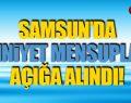 Samsun'da Emniyet Mensupları Açığa Alındı!