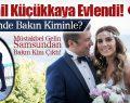 Gazeteci İsmail Küçükkaya Eda Demirci ile Evlendi
