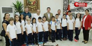 Kıbrıslı Çocuklar İlkadım'da