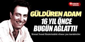 Güldüren Adam Kemal Sunal 16 Yıl Önce Bugün Ağlattı!