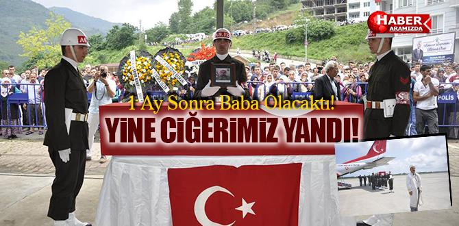 Ayvacık Şehit Er Soner Süylü'nün Acısı ile Yandı!