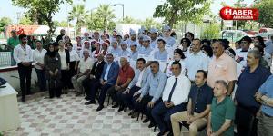 İlkadım'da Aşçılık Kursunda Başarılı Olan Kursiyerlere Teşvik Ödülü