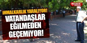 Samsun'da İhmalkarlık Yaralanmalara Neden Oluyor!